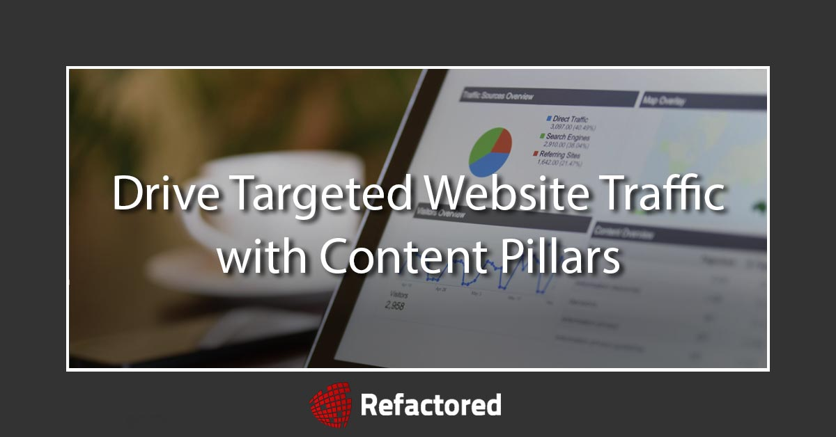 Drive Targeted Website Traffic with Content Pillars